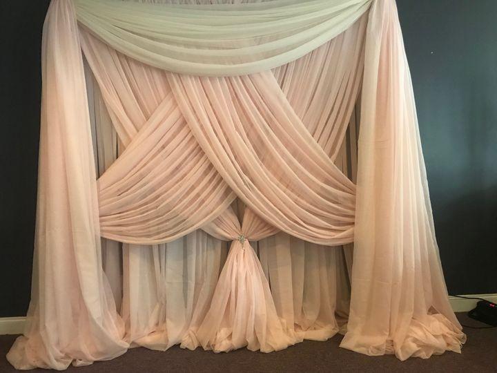 Altar drapes