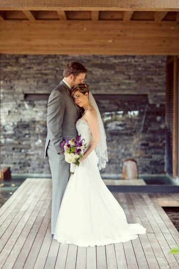 Take Time For A Few Intimate Moments of your Big Day.