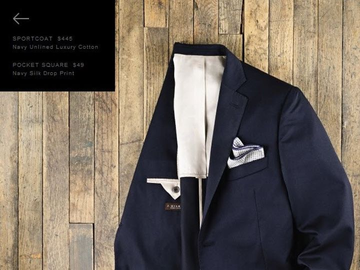 Tmx 1422366679016 Half Lined Blazer Chestnut Hill wedding dress