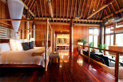 Namale Bures  Namale's award-winning luxurious bures feature traditional Fijian architecture w/...