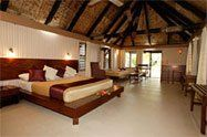 Matamanoa Beach Front Bures  Beach Front Bures are of traditional Fijian design with high ceilings...