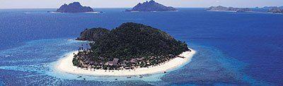 Matamanoa Island Resort  Matamanoa Island is a small, intimate & secluded Fiji Resort set in the...