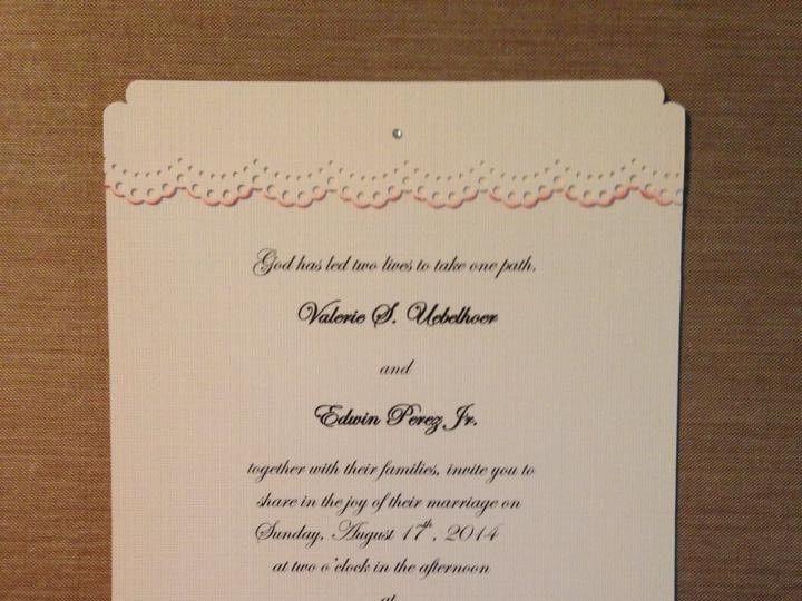 Tmx 1395871957325 Sample  Batavia wedding invitation