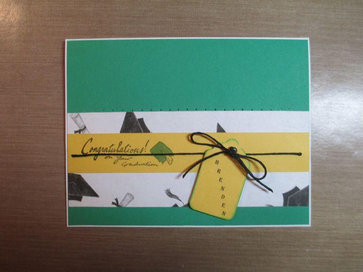 Tmx 1403046655621 Grad Card 001 Batavia wedding invitation