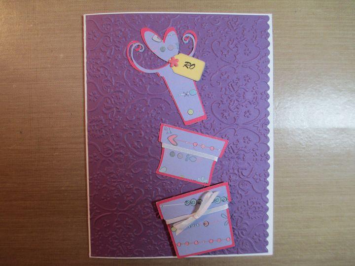 Tmx 1403051575306 Assorted Cards And Gift Cards 041 Batavia wedding invitation