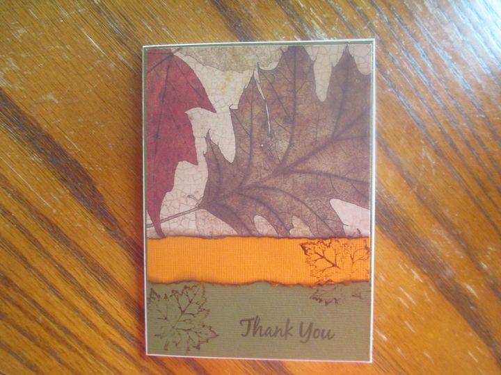 Tmx 1403054560206 Fall Cards 003 Batavia wedding invitation