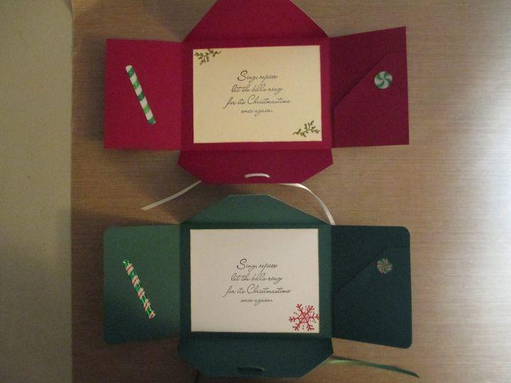 Tmx 1403056874284 Cardschristmascookieexchg 002 Batavia wedding invitation