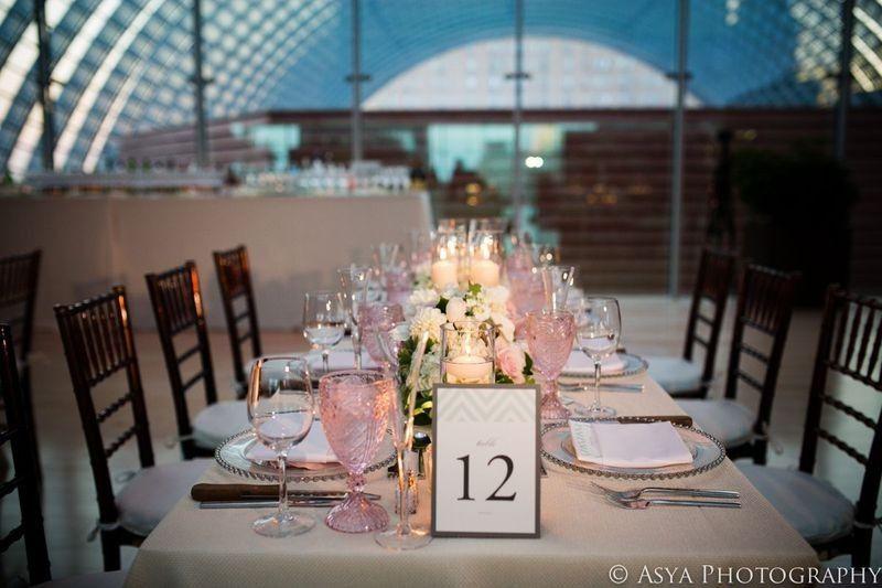 kimmel center wedding philadelphia