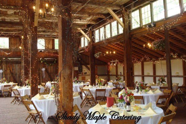 Catering Event by Shady Maple at Landis Valley Museum