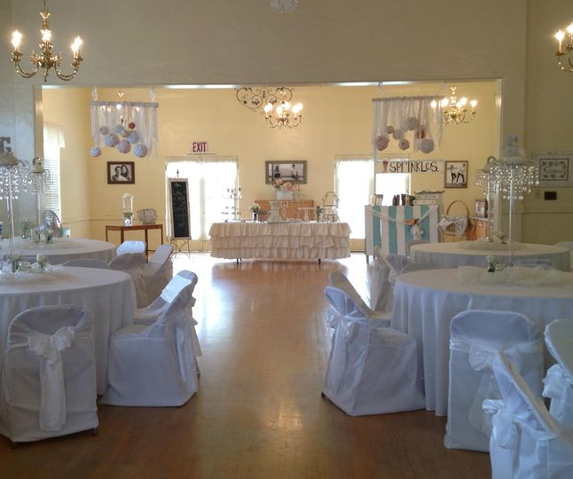 Rent A Wedding Reception Hall : Banquet hall wedding reception by az decor