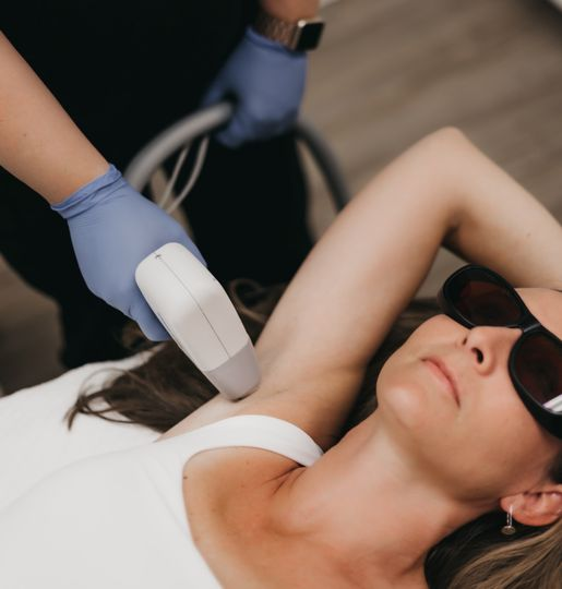 Body and Face Laser
