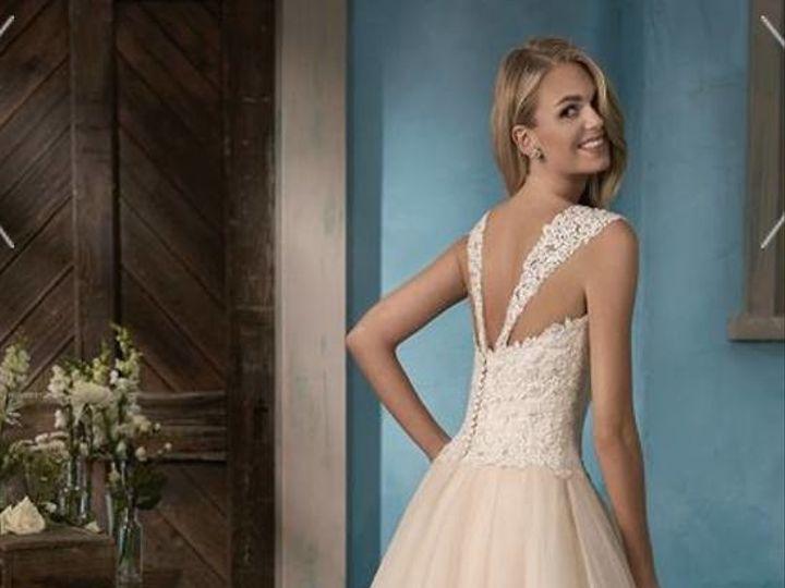 Tmx 1503065588067 202288021558571449797363716764117202378374n Franklin wedding dress