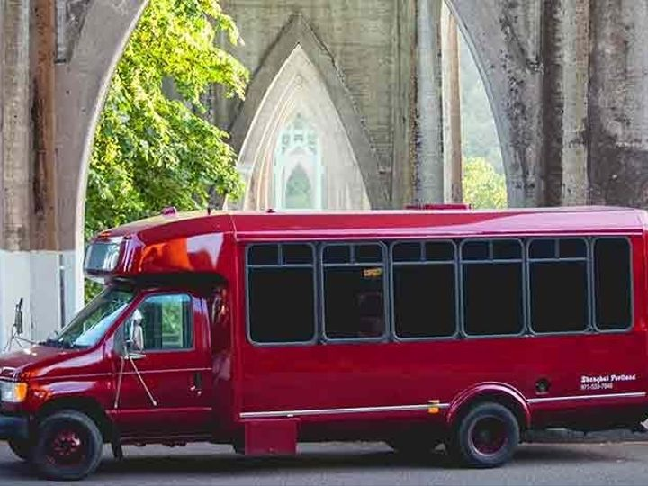 Tmx Little Red 51 688375 158396776778283 Portland, OR wedding transportation