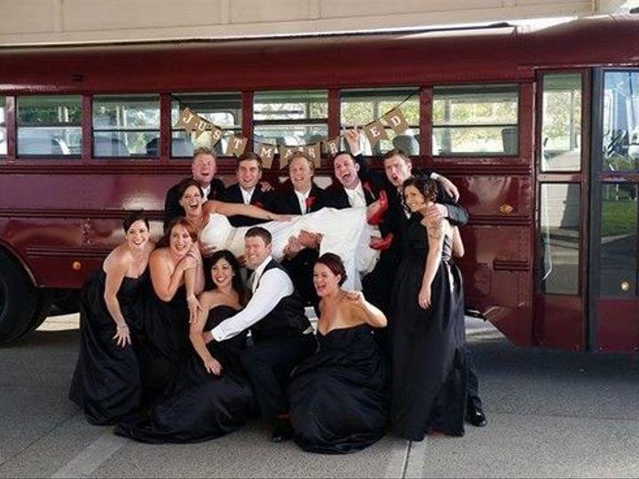 Tmx Wedding Bus 51 688375 161525364226020 Portland, OR wedding transportation
