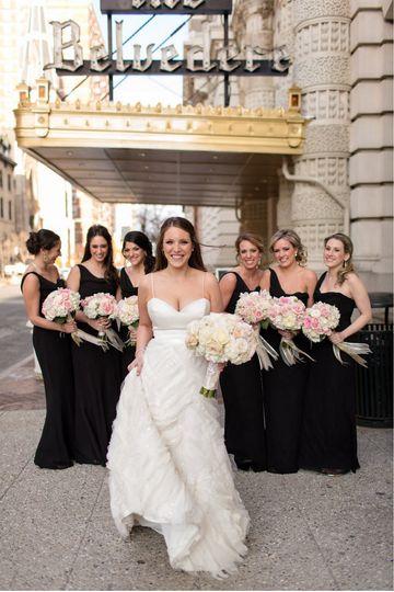 Gamberdella Bridal Party