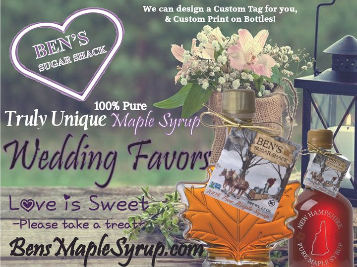 Tmx Wedding Vibe Landing Page Ad 51 910475 Temple, New Hampshire wedding favor