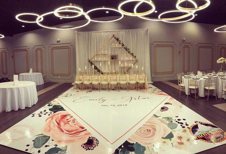 Magnolia Room - Reception