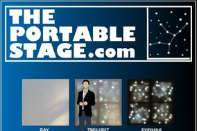 THE PORTABLE STAGE.com