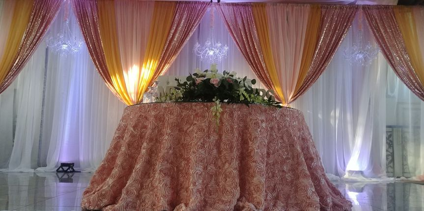 JansDecor Weddings & Events