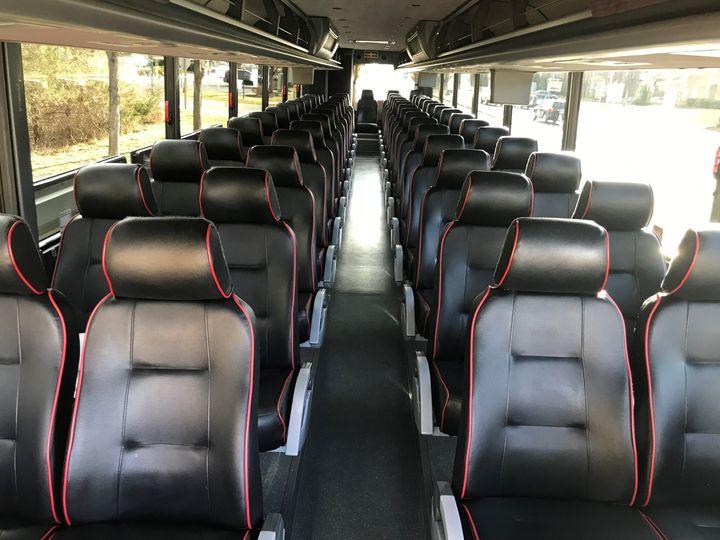 Tmx 57 Passenger Black 51 1041475 Ashburn, VA wedding transportation