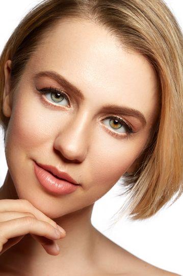 Upclose Beauty Shot
