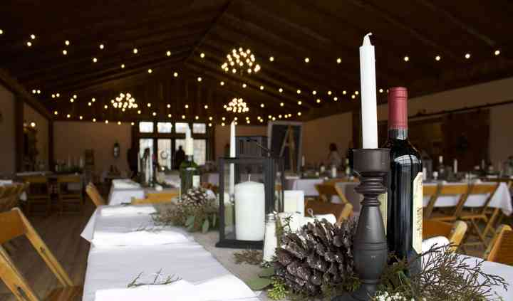 Black Barn Wedding Venue