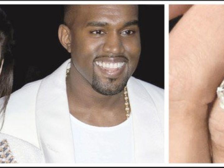 Tmx Most Famouscelebrity Engagement Rings Kanye West And Kim Kardashian 51 1903475 159113161826662 Dallas, TX wedding jewelry