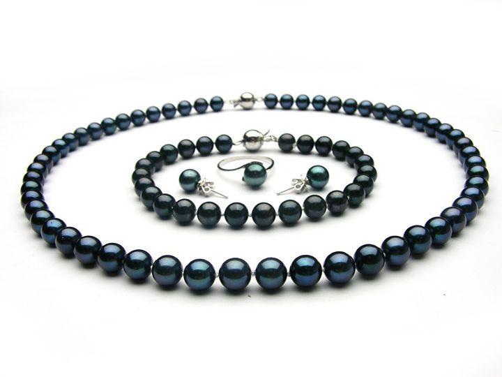 Tmx 1426787862593 Pearls Oak Harbor wedding jewelry
