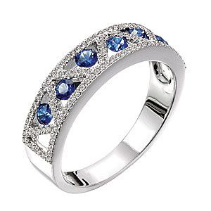 Tmx 1426788114621 Sapphire And Diamond Oak Harbor wedding jewelry