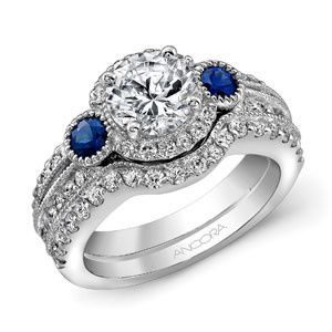Tmx 1426788116882 Sapphire Ring Oak Harbor wedding jewelry