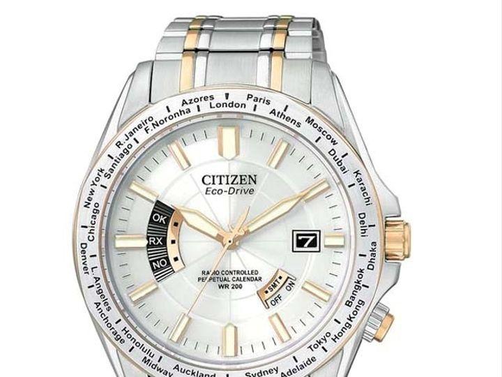 Tmx 1426790443585 Citizen Skyhawk Eco Drive Radio Controlled Watch Oak Harbor wedding jewelry