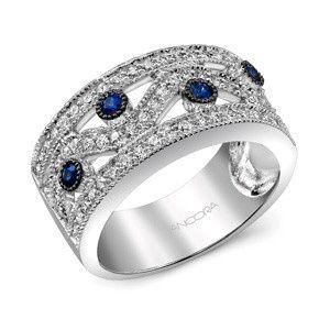 Tmx 1429899353738 White And Sapphire Oak Harbor wedding jewelry
