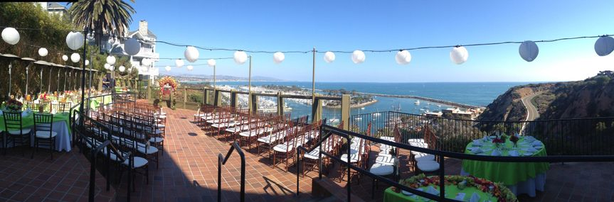 Cannons Seafood Grill Venue Dana Point Ca Weddingwire