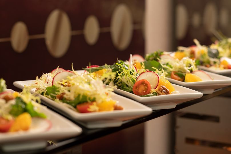 Catering- Pre-Plated Salad