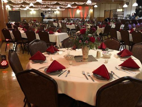Clifford's Supper Club Hall