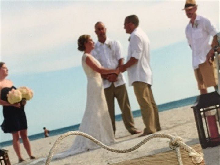 Tmx 1476464686150 Story Begins Sign   Copy Bradenton Beach, FL wedding venue