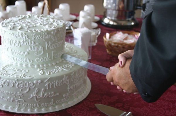Tmx 1313093391832 Cake2 Avon, Ohio wedding officiant