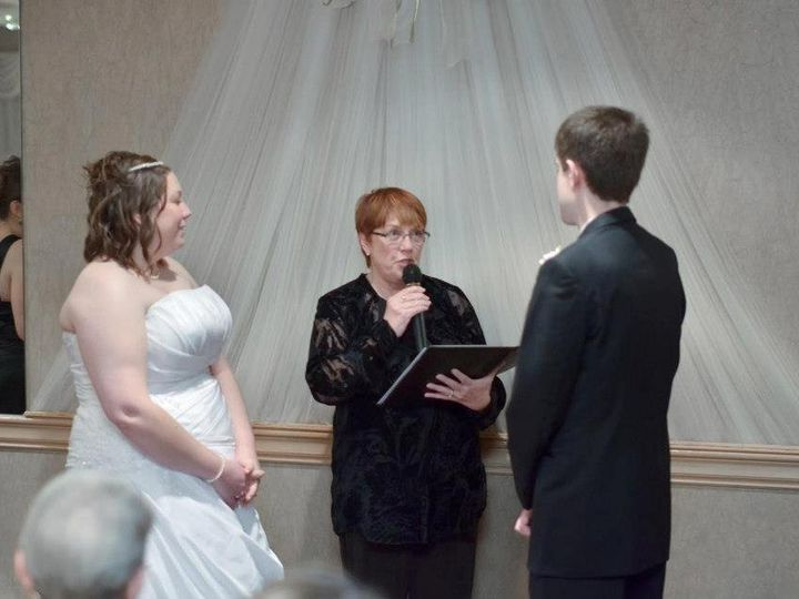 Tmx 1358879857348 Vondruskawedding Avon, Ohio wedding officiant