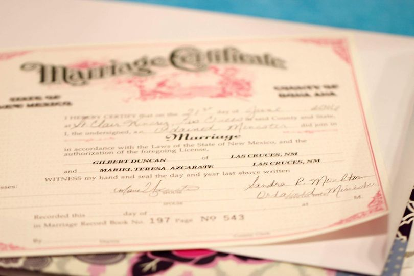 marriage certificate 51 1057475