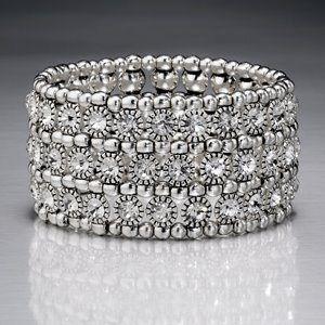 Tmx 1346090615630 Allthatglittersbracelet Bronx wedding jewelry