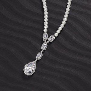 Tmx 1346090616963 CatherineWeddingCZ209 Bronx wedding jewelry