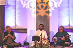 Sangam Indian Music Trio - Los Angeles