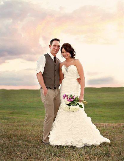 alisha merrimack groom