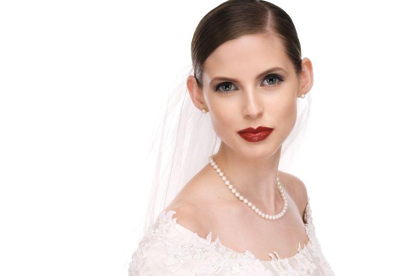 White white bride