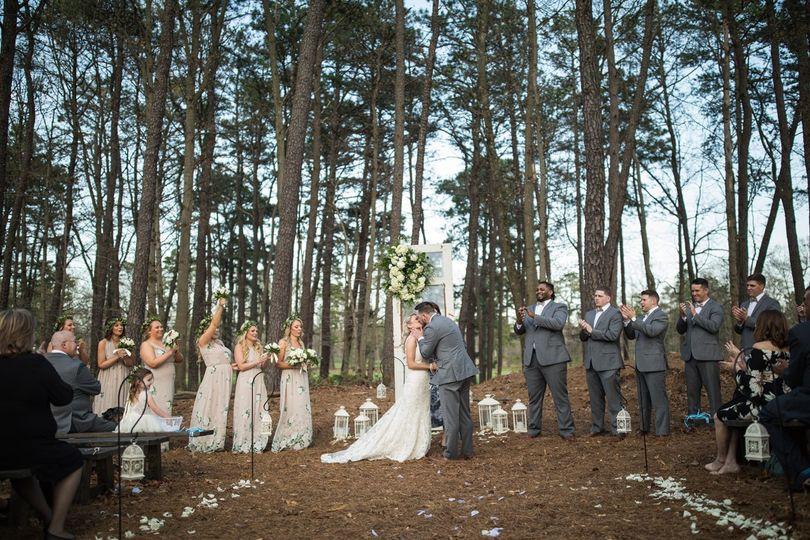Timbers Ceremony