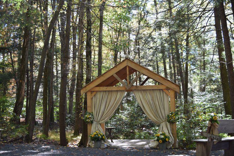 Tall Timber Barn