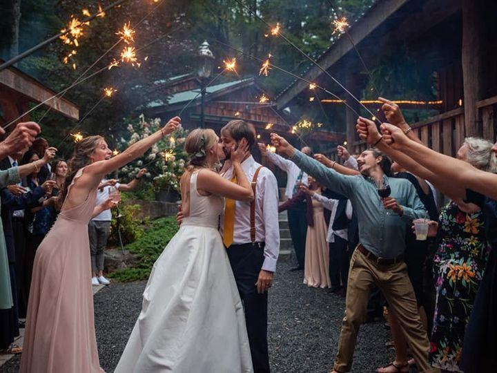Tmx Christina And Wes Sparkeler Send Off 51 180575 157588812689888 Mountainhome, PA wedding venue