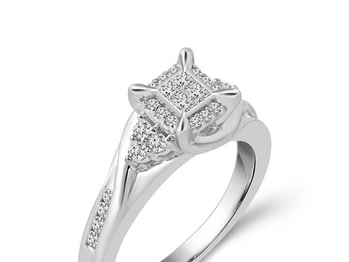 Tmx 1481322059391 Rb 4957 R 3qtr Lutz wedding jewelry