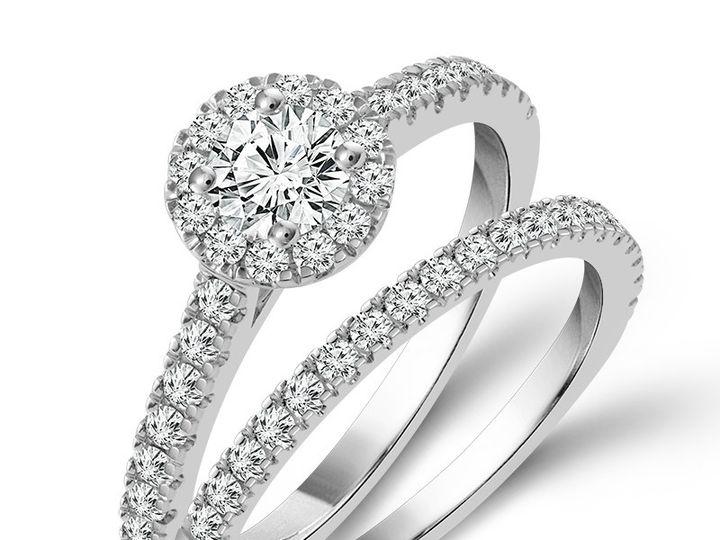 Tmx 1481322156761 Re 7906 3qtr Set Lutz wedding jewelry