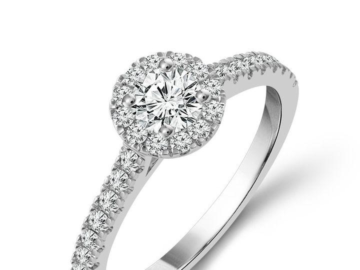 Tmx 1481322163640 Re 7906 R 3qtr Lutz wedding jewelry